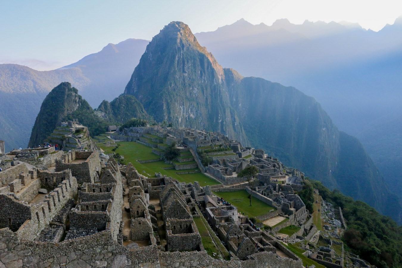 Machu Picchu - Andes Mountains, Peru - Sheet2