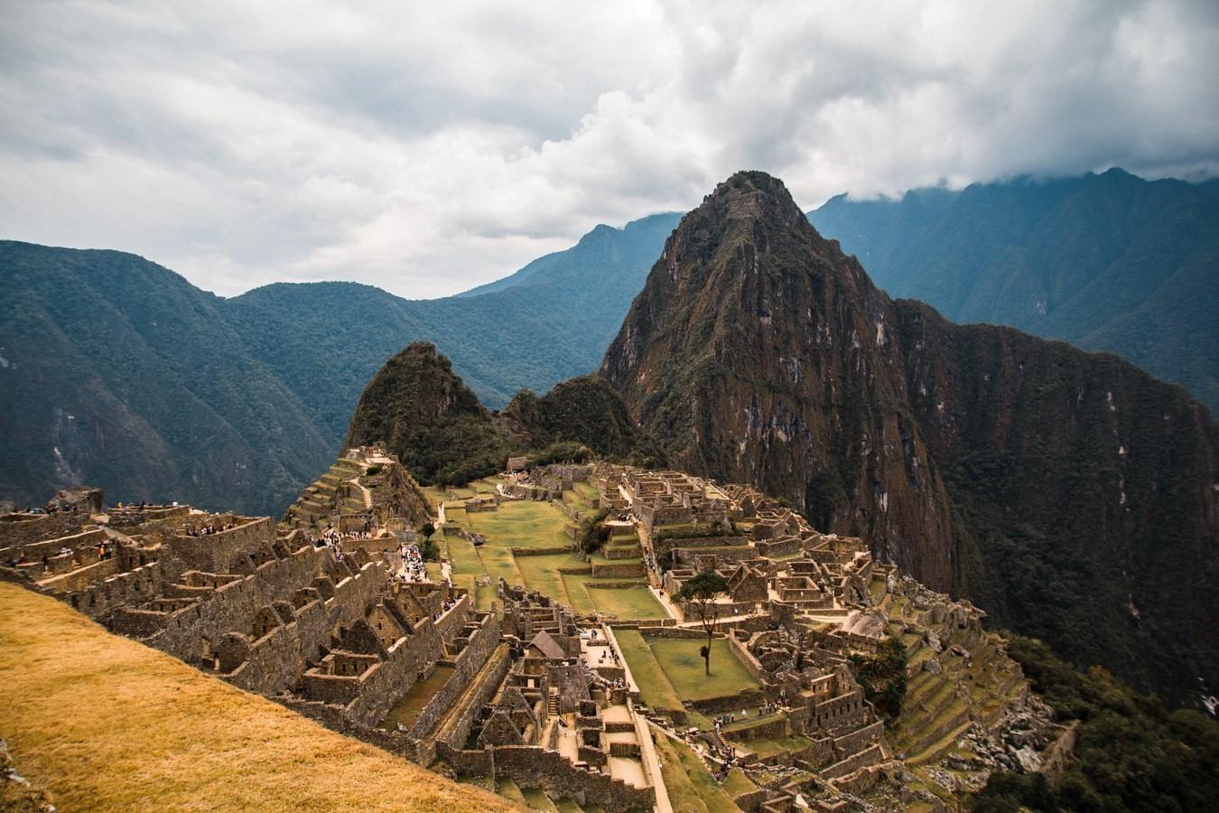 Machu Picchu - Andes Mountains, Peru - Sheet3