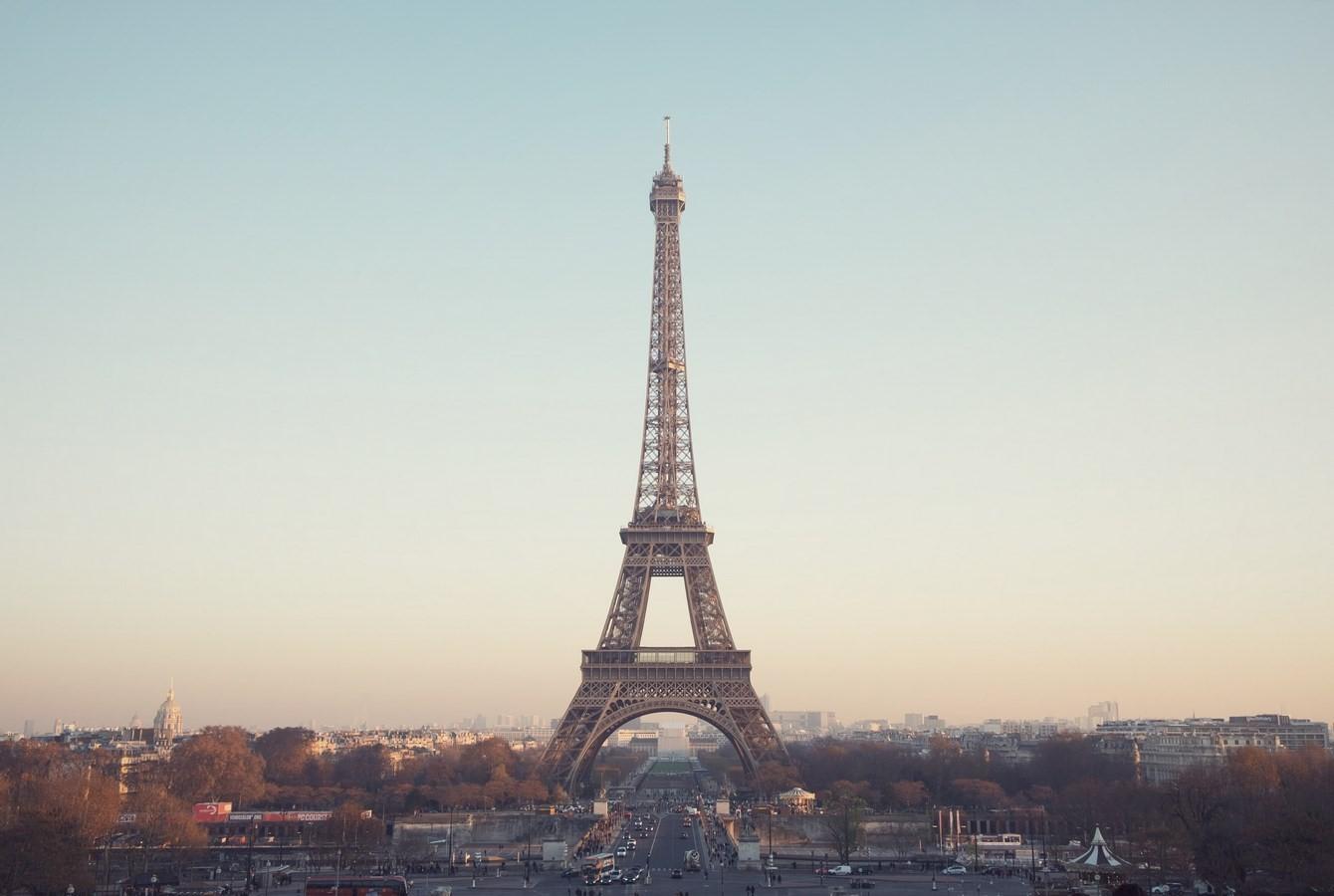 The Eiffel Tower- Paris, France - Sheet1
