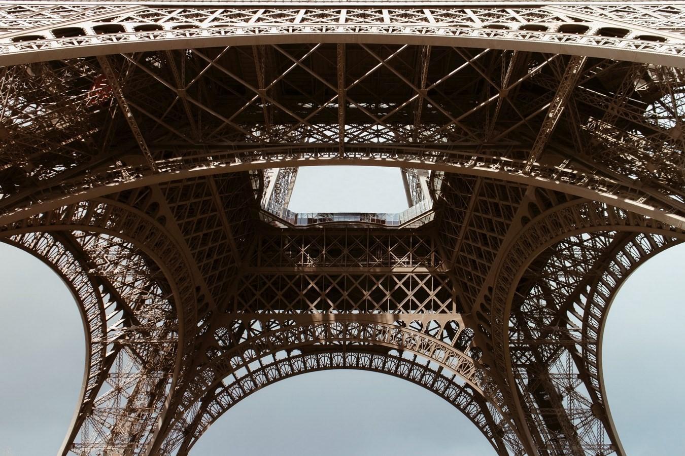 The Eiffel Tower- Paris, France - Sheet3