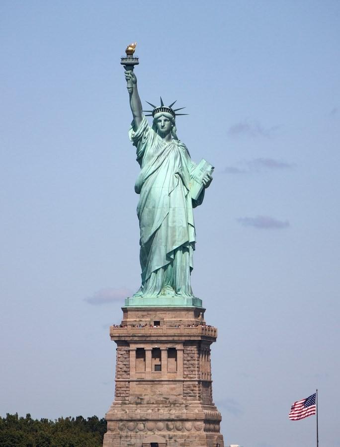 Statue of Liberty- New York City, U.S - Sheet1