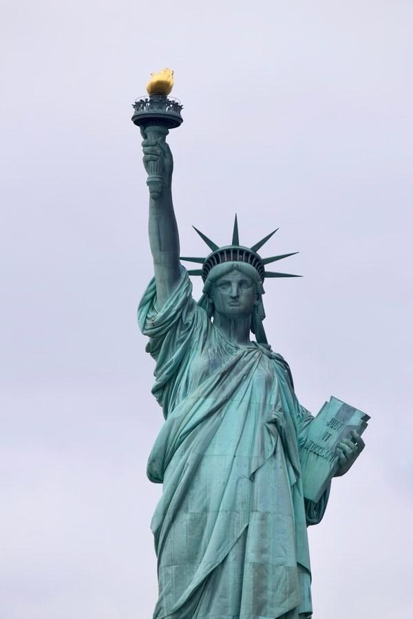 Statue of Liberty- New York City, U.S - Sheet2