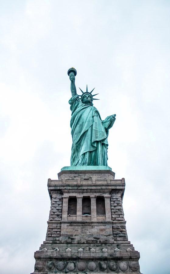 Statue of Liberty- New York City, U.S - Sheet3