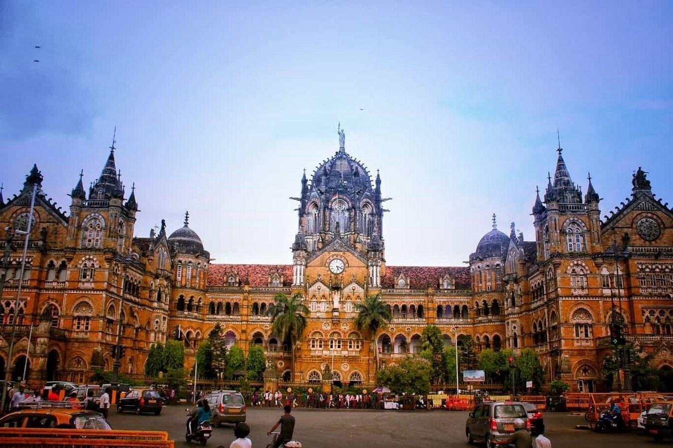 Chhatrapati Shivaji Maharaj Terminus, Maharashtra - Sheet2
