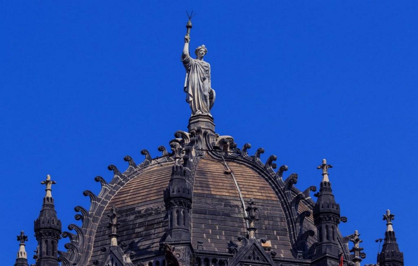 Chhatrapati Shivaji Maharaj Terminus, Maharashtra - Sheet3