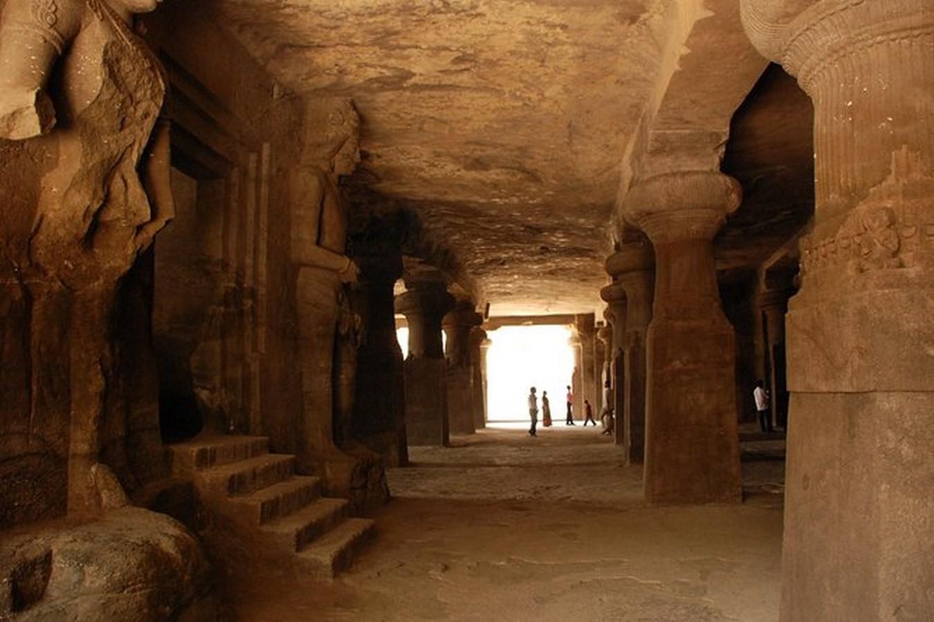 Elephanta Caves, Maharashtra - Sheet3