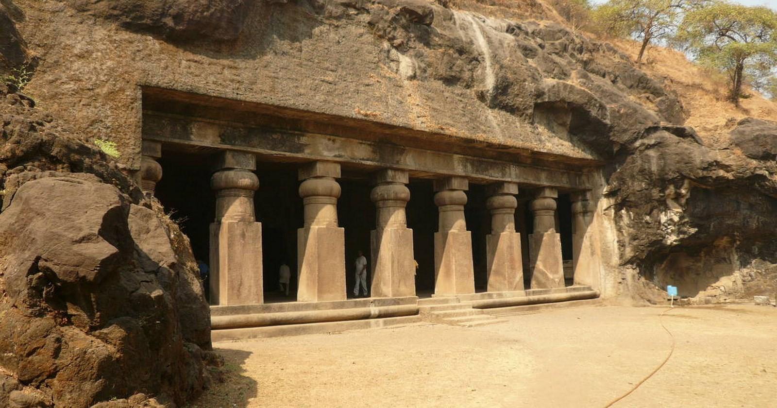 Elephanta Caves, Maharashtra - Sheet4