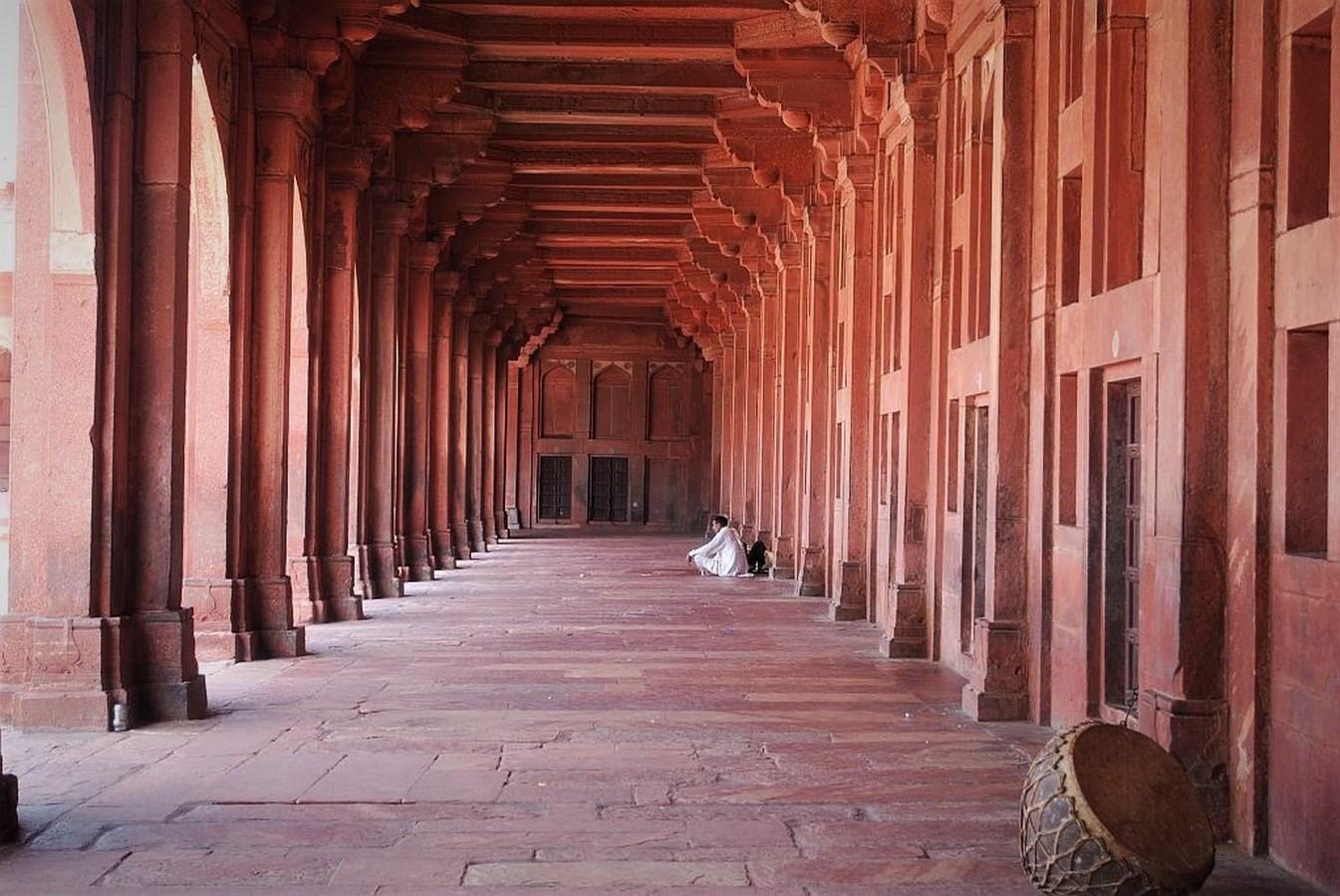 Fatehpur Sikri, Uttar Pradesh - Sheet1