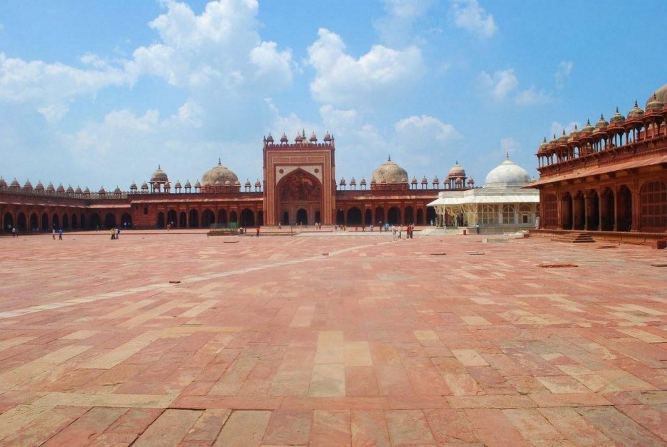 Fatehpur Sikri, Uttar Pradesh - Sheet3