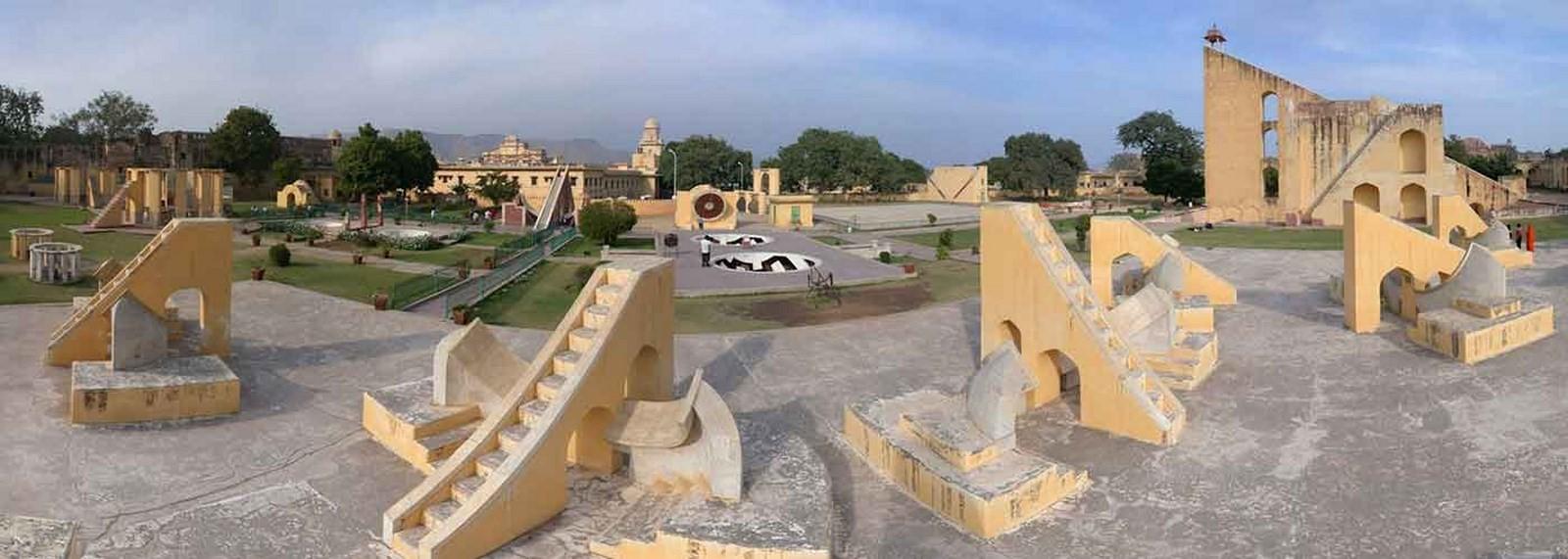 Jantar Mantar, Jaipur, Rajasthan - Sheet4