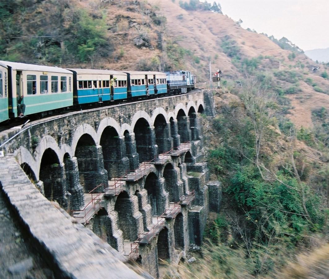 Mountain Railways of India - Sheet1