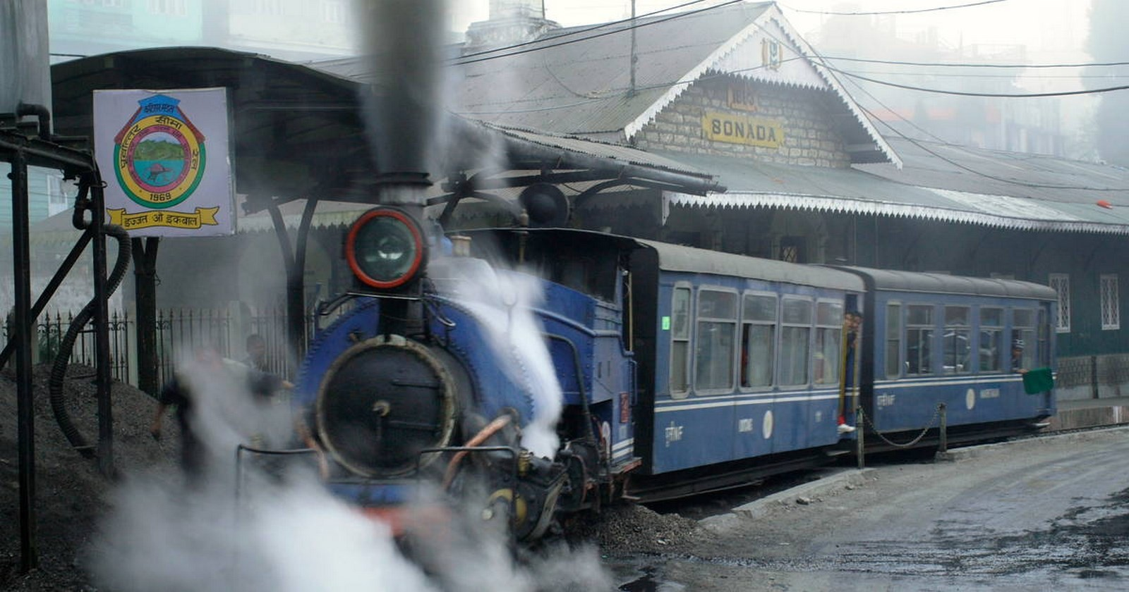 Mountain Railways of India - Sheet2
