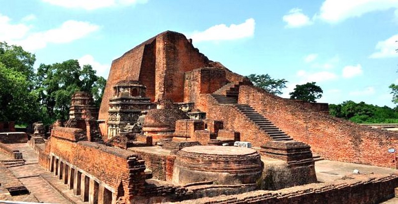 Nalanda Mahavihara (Nalanda University), Bihar - Sheet2