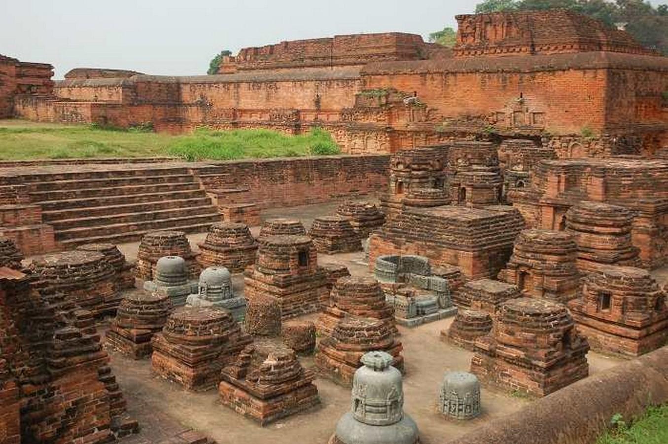 Nalanda Mahavihara (Nalanda University), Bihar - Sheet4