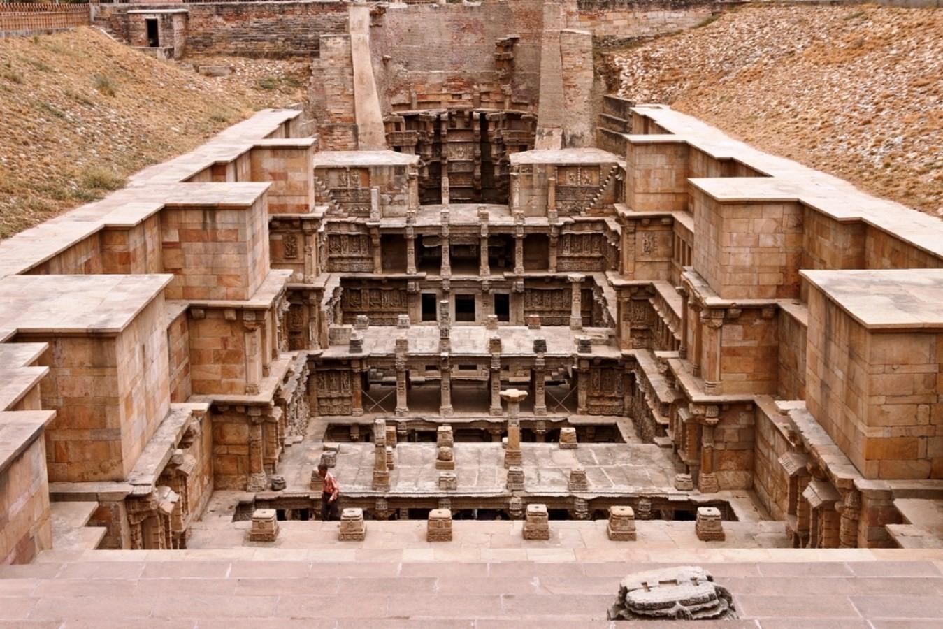 Rani Ki Vav, Patan, Gujarat - Sheet1
