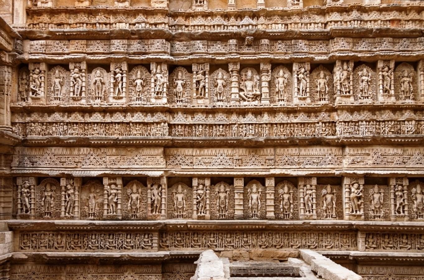 Rani Ki Vav, Patan, Gujarat - Sheet4