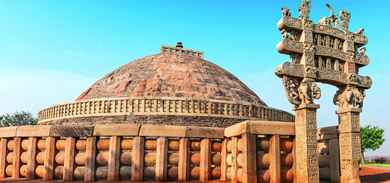 Sanchi, Madhya Pradesh - Sheet4
