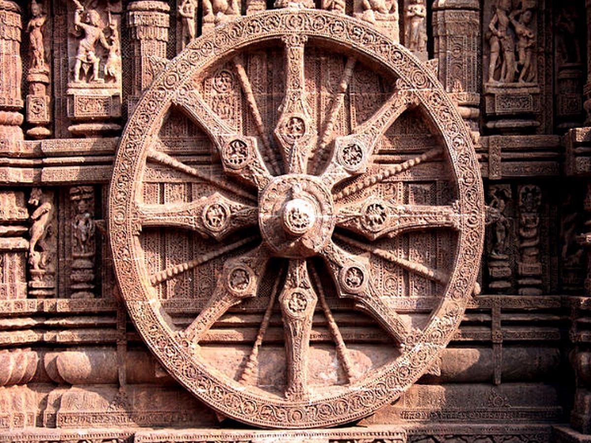 Sun Temple, Konark, Odisha - Sheet2