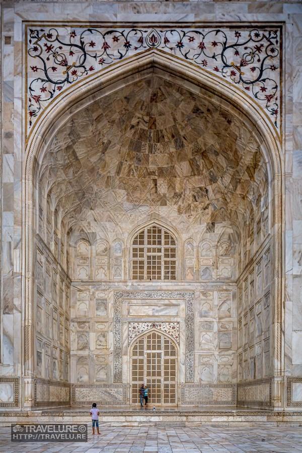 Taj Mahal, Agra -Sheet1