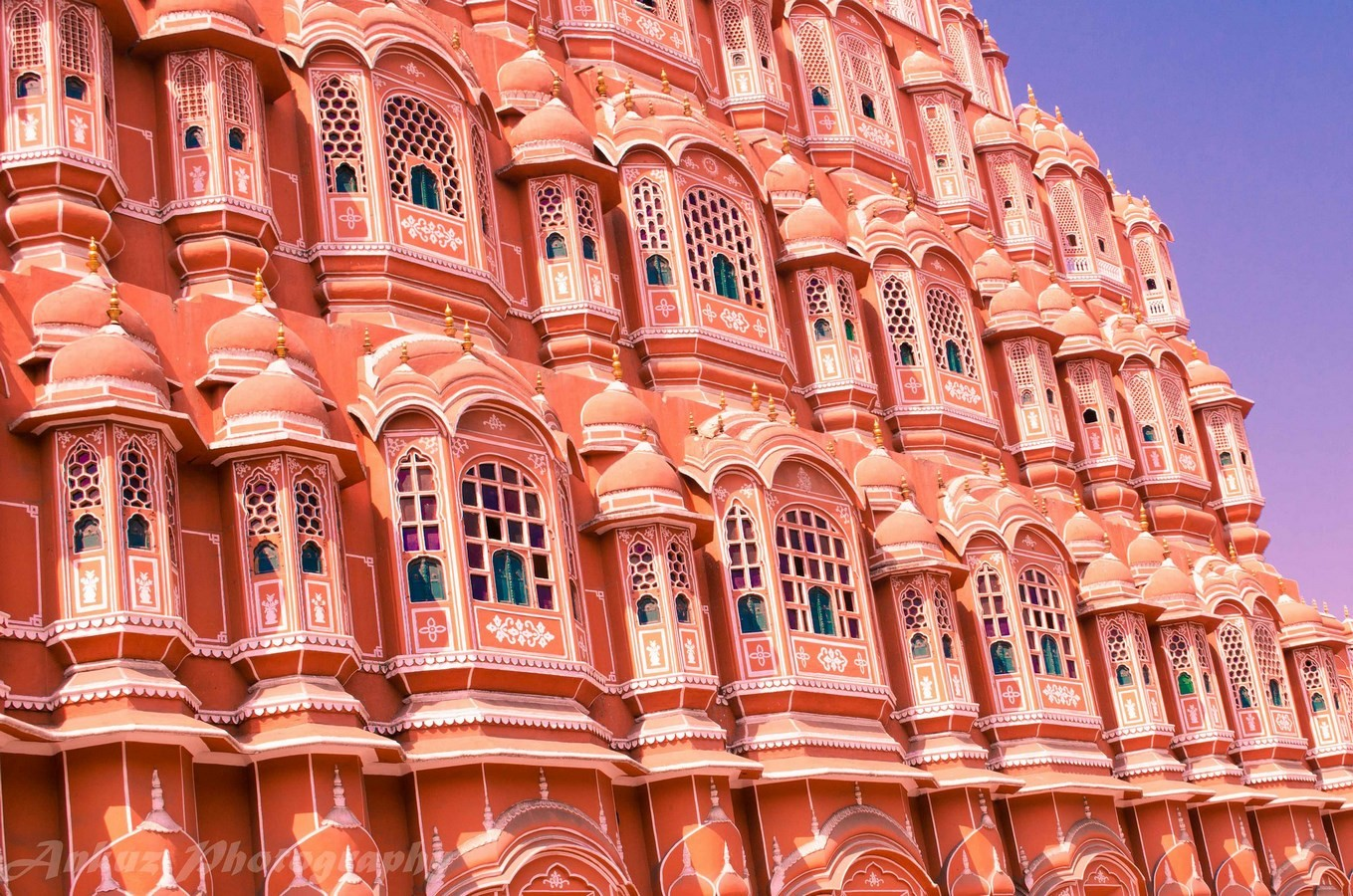 The Pink City - Jaipur - Sheet2