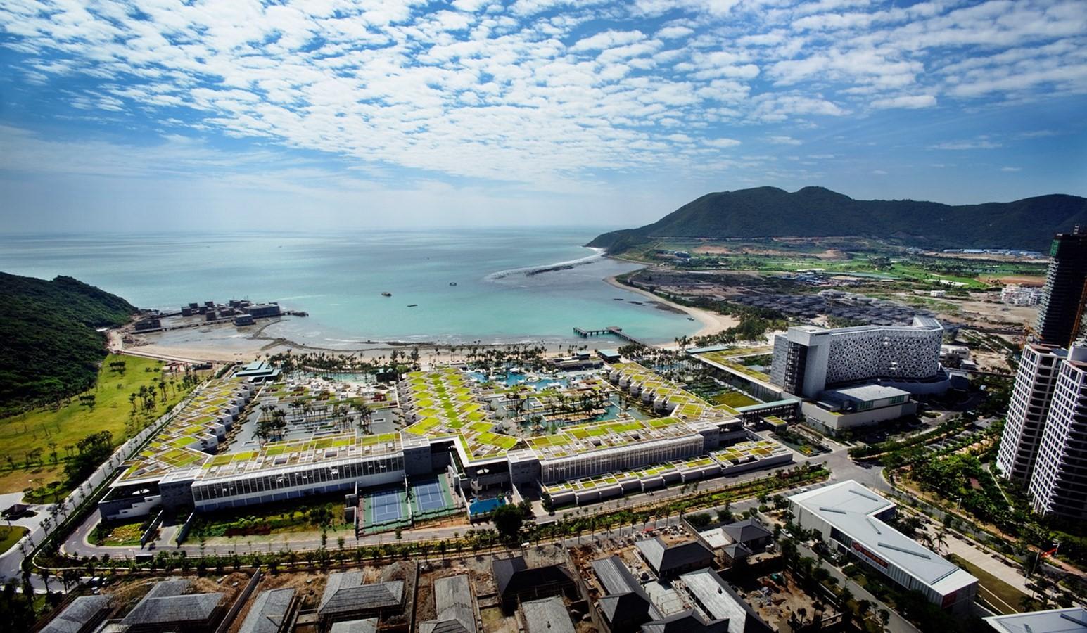 Intercontinental Sanya Resort - Sheet2