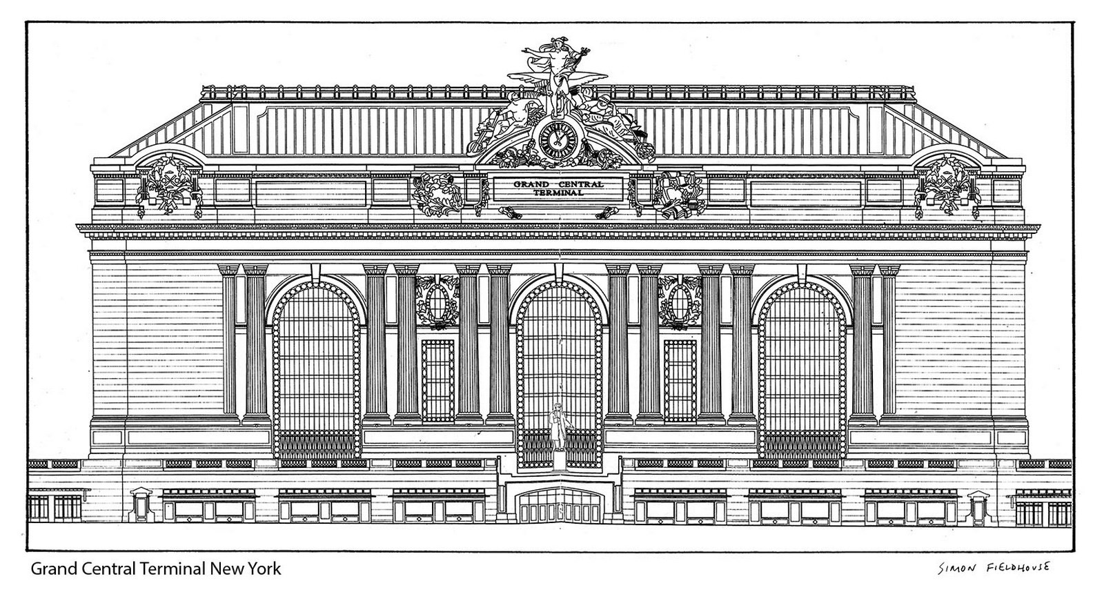 Grand Central Terminal, New York - Sheet4