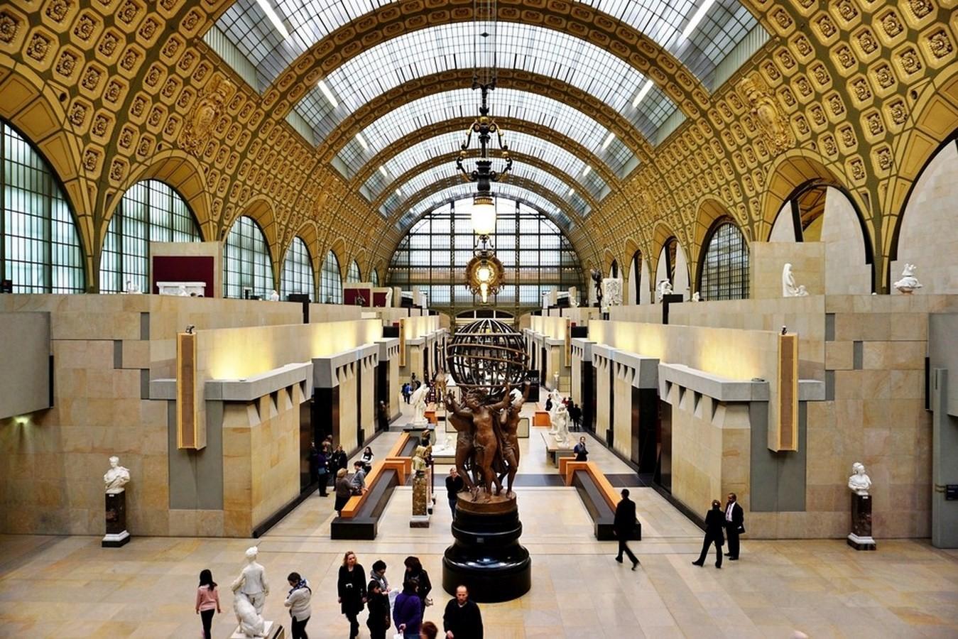 Musée d'Orsay - Sheet3