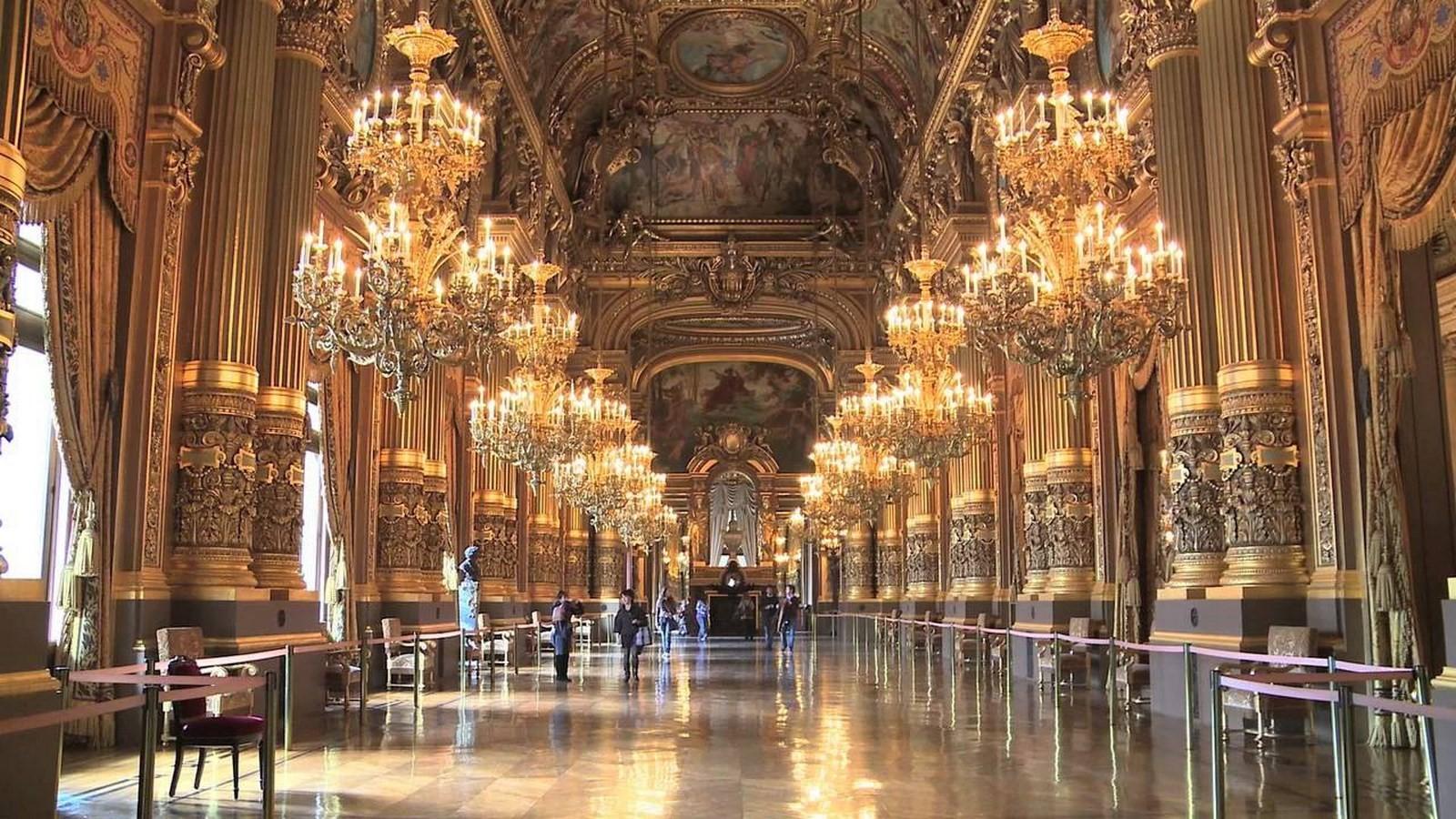 Palais Garnier - Sheet2