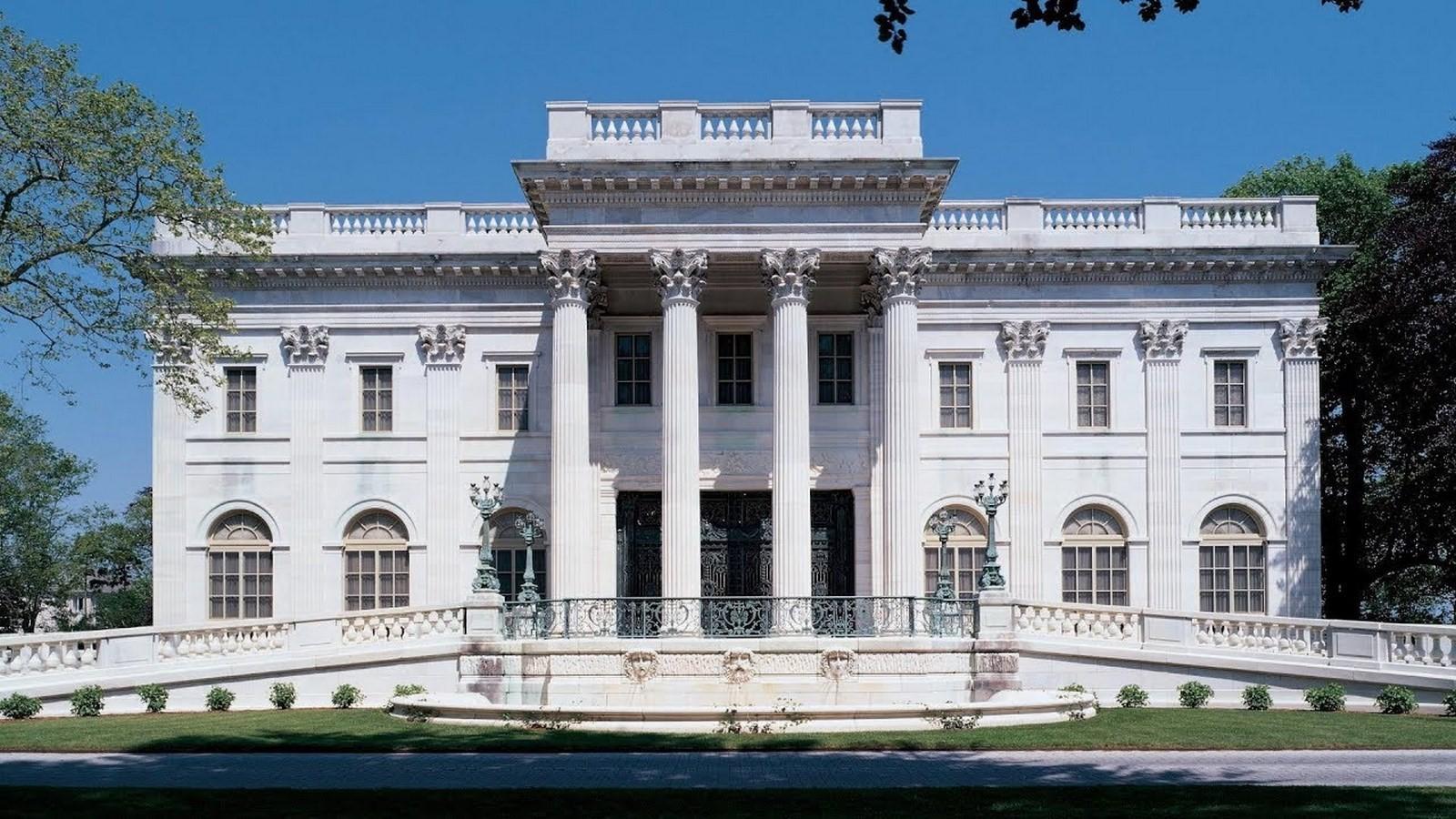 Vanderbilt Marble House - Sheet1