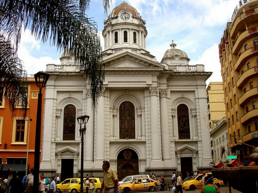 Places to visit in Cali for the Travelling Architect-Cathedral of St.Peter the Apostle -1