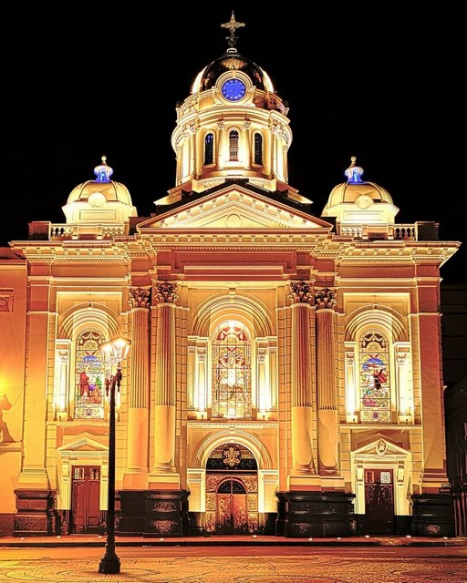 Places to visit in Cali for the Travelling Architect-Cathedral of St.Peter the Apostle -3