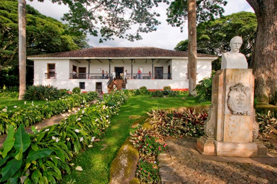 Places to visit in Cali for the Travelling Architect-Hacienda Paraiso -1