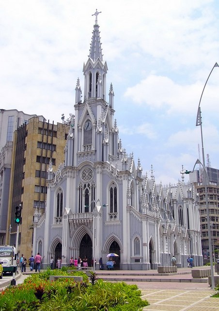 Places to visit in Cali for the Travelling Architect-Iglesia Ermita Church -2