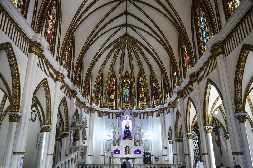 Places to visit in Cali for the Travelling Architect-Iglesia Ermita Church -4