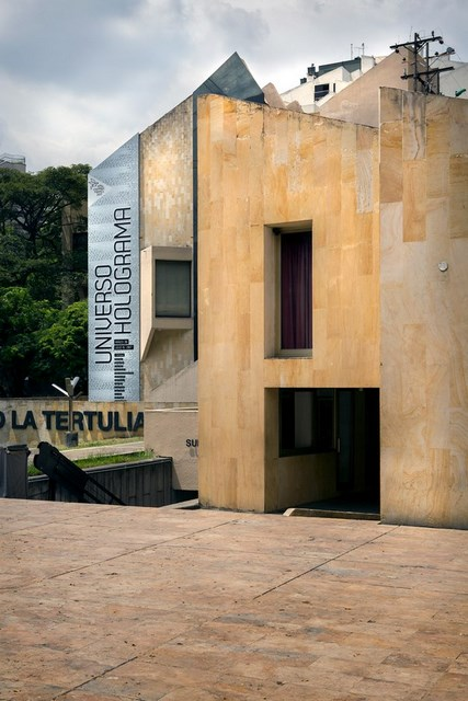 Places to visit in Cali for the Travelling Architect-La Tertulia Museum -2