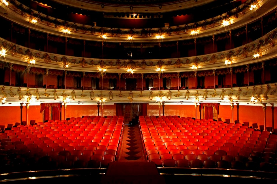 Places to visit in Cali for the Travelling Architect-Muncipal Theater -2
