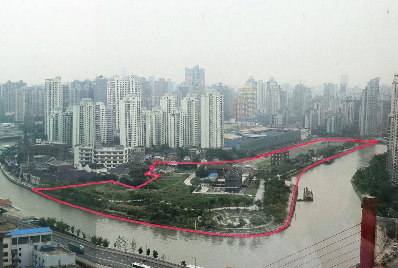 1000 Trees – Shanghai, China - Sheet2