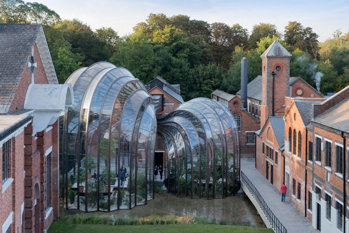 Bombay Sapphire Distillery – Hampshire, United Kingdom - Sheet8