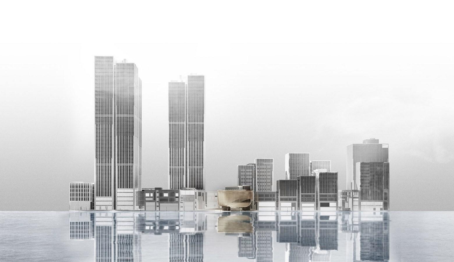 Bund Finance Centre – Shanghai, China - Sheet2