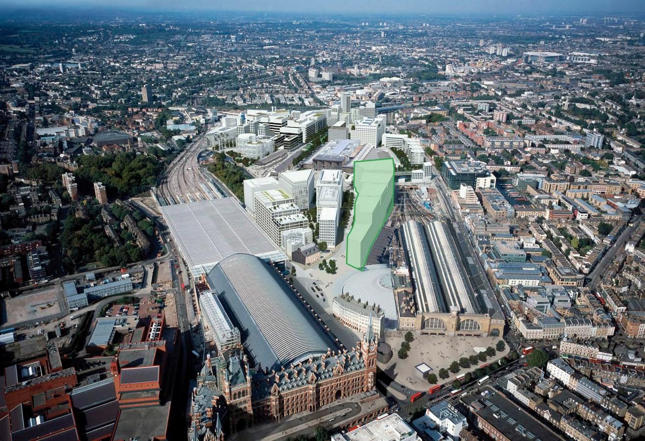 Google King's Cross – London, United Kingdom - Sheet4