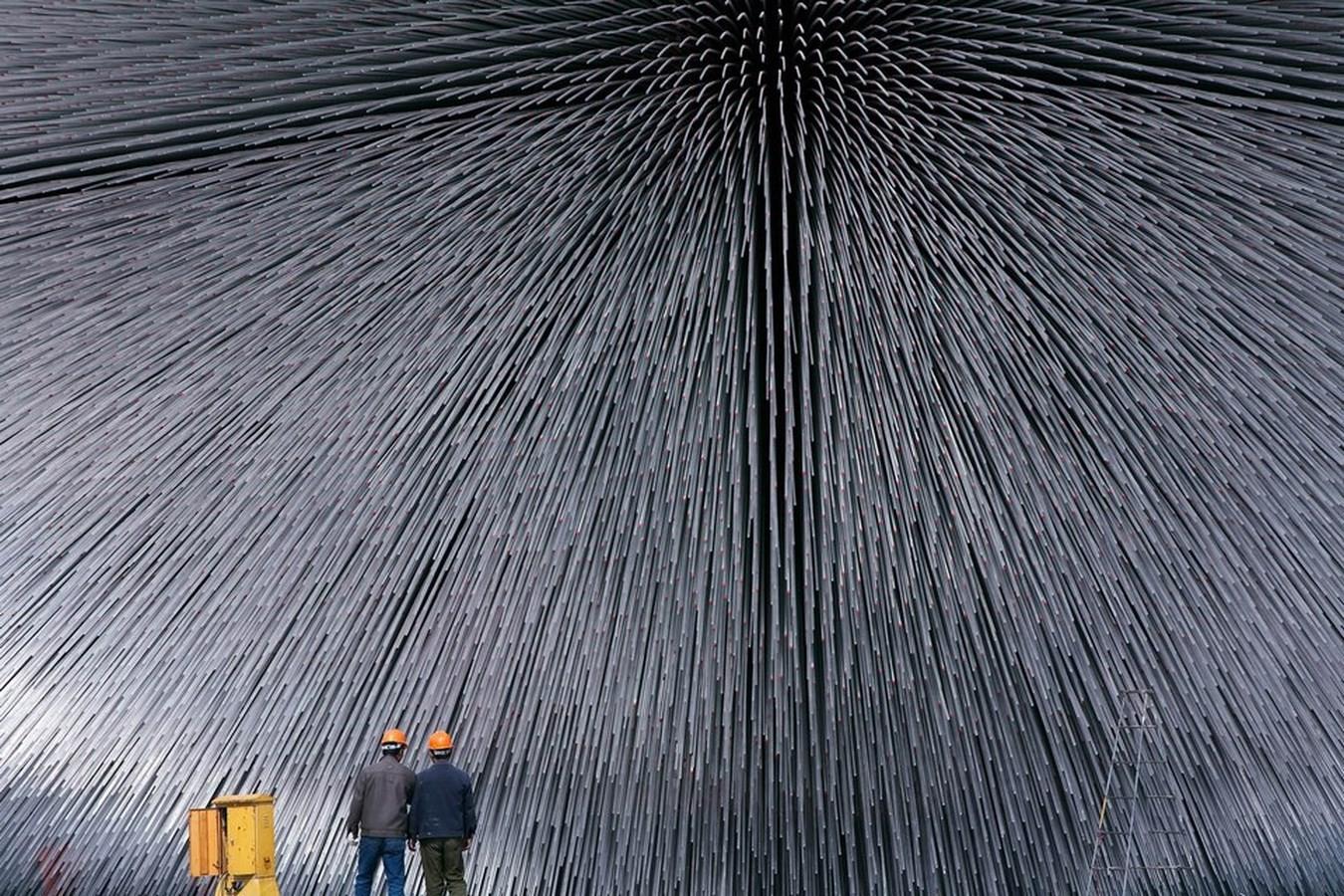UK Pavilion – Shanghai, China - Sheet2
