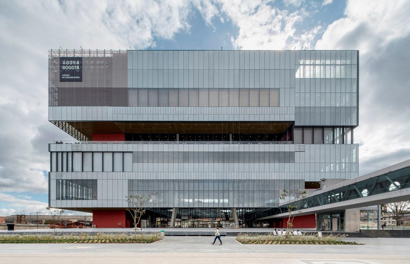 Agora Convention Centre - Sheet1
