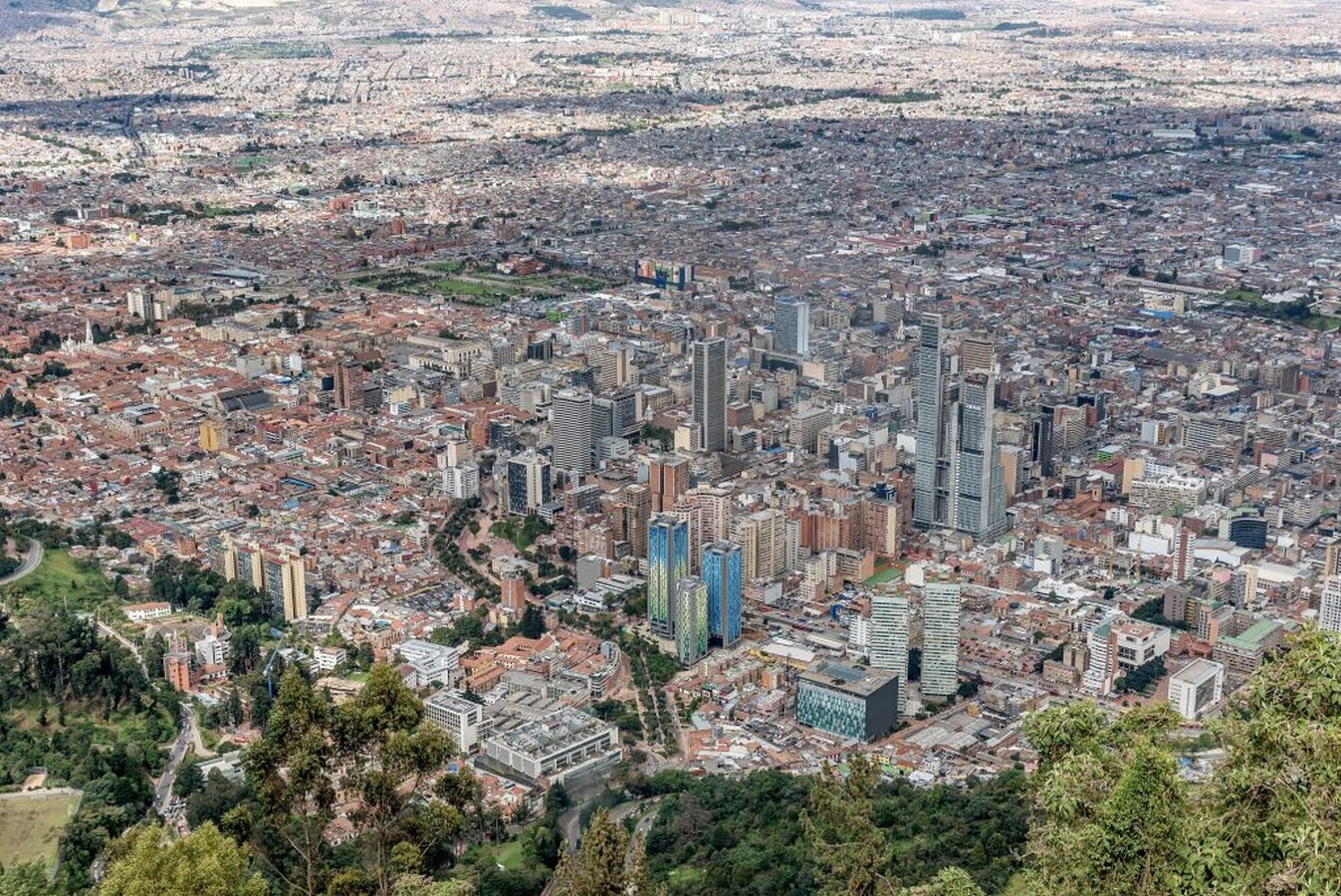 15 Places to visit in Bogotá for the Travelling Architect - Sheet1