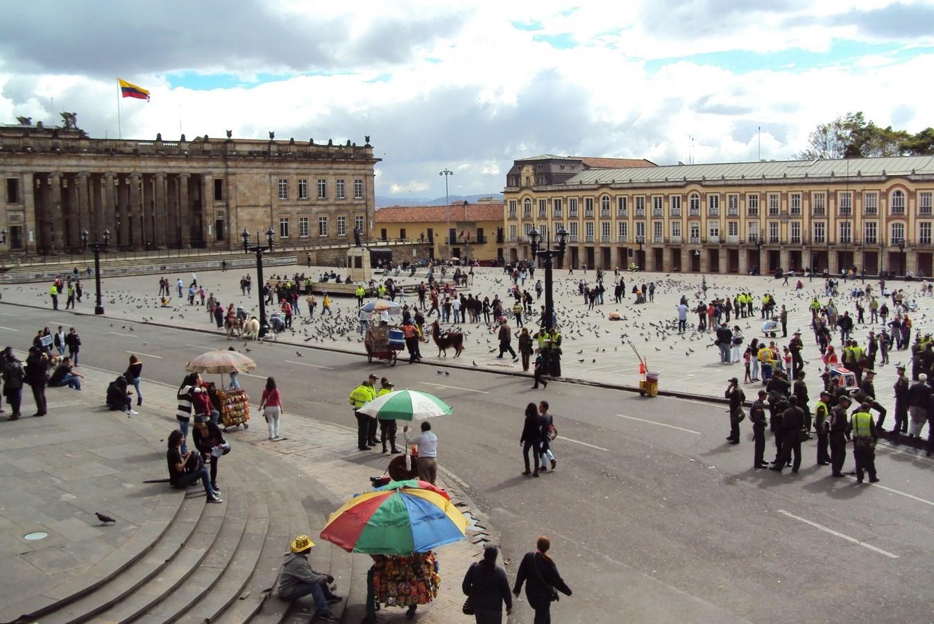 Plaza de Bolívar - Sheet1