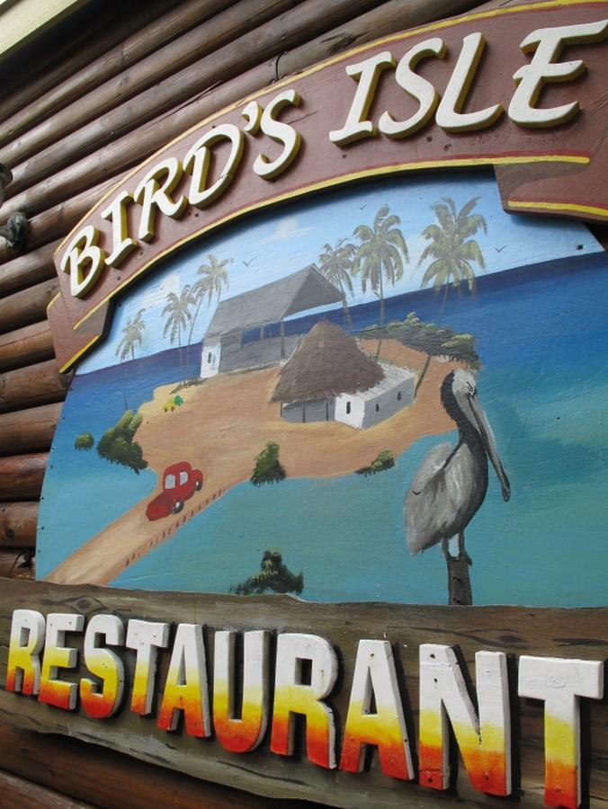 Bird's Isle Restaurant - Sheet1