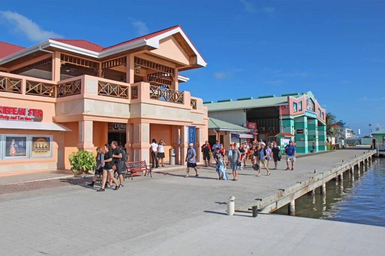 Fort Street Tourism Village - Sheet2