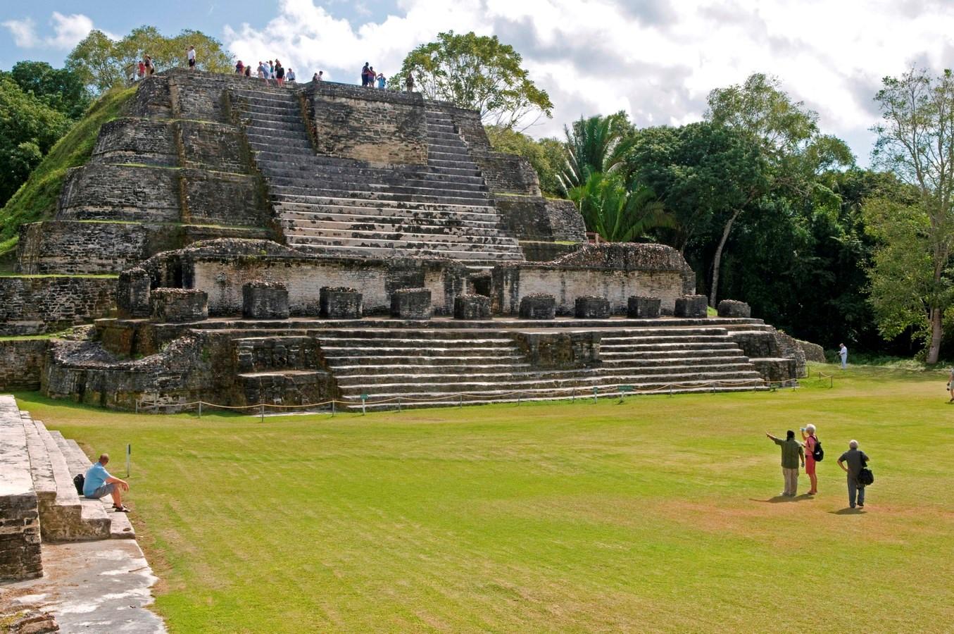 Mayan City of Altun Ha - Sheet1