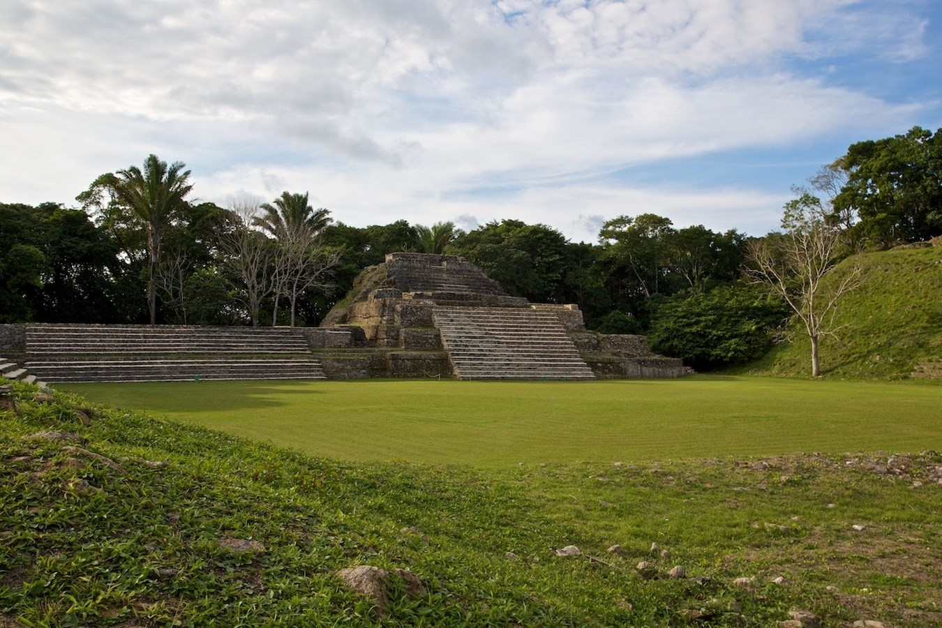 Mayan City of Altun Ha - Sheet3