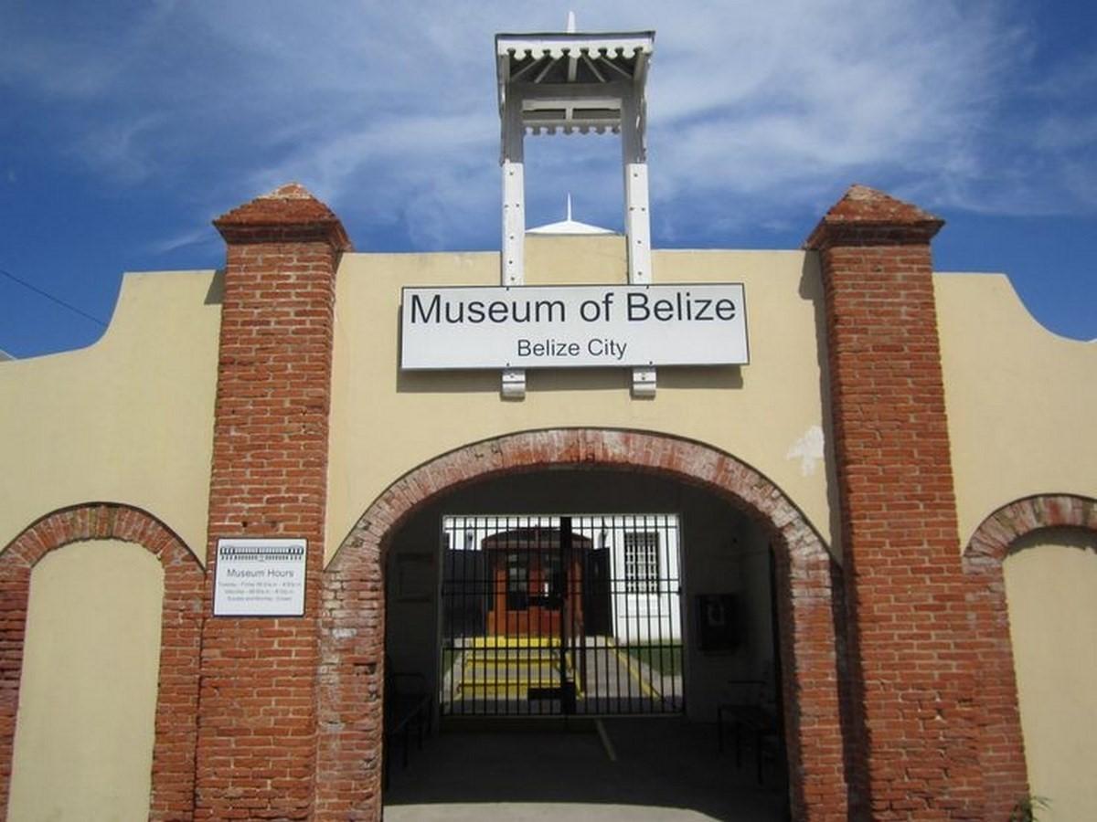 Museum of Belize - Sheet2