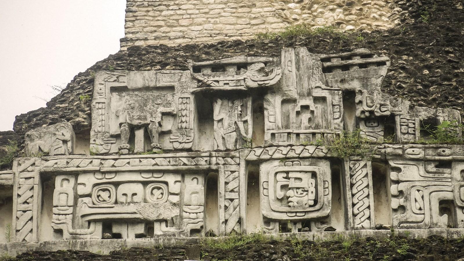 Xunantunich Maya Ruins - Sheet3
